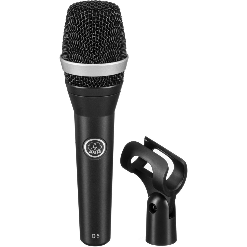 akg d5 best microphone for recording live music