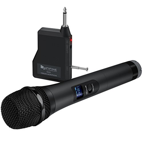 best wireless mic for live vocals