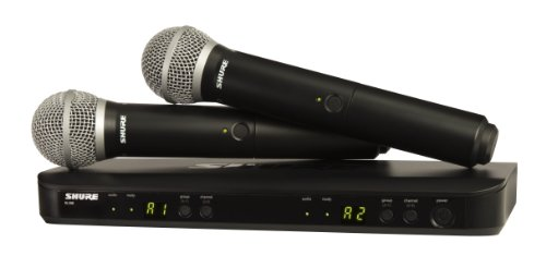 best wireless vocal mic for live performance