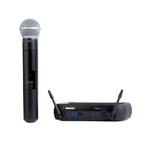 best wireless microphone for live vocals