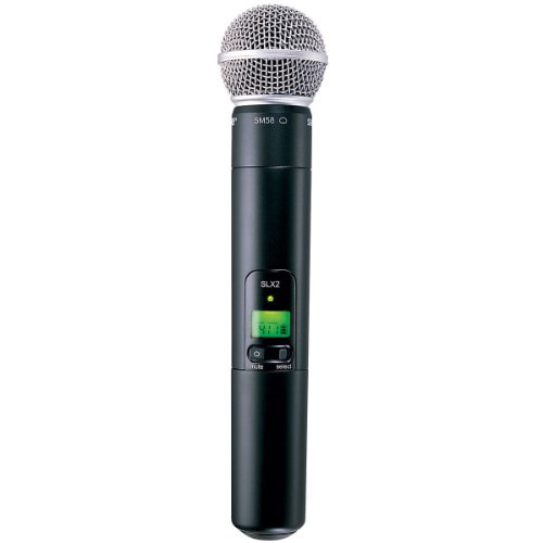 best wireless dynamic microphone for live vocals