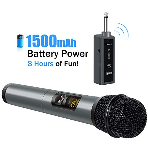best vocal wireless microphone for live performance