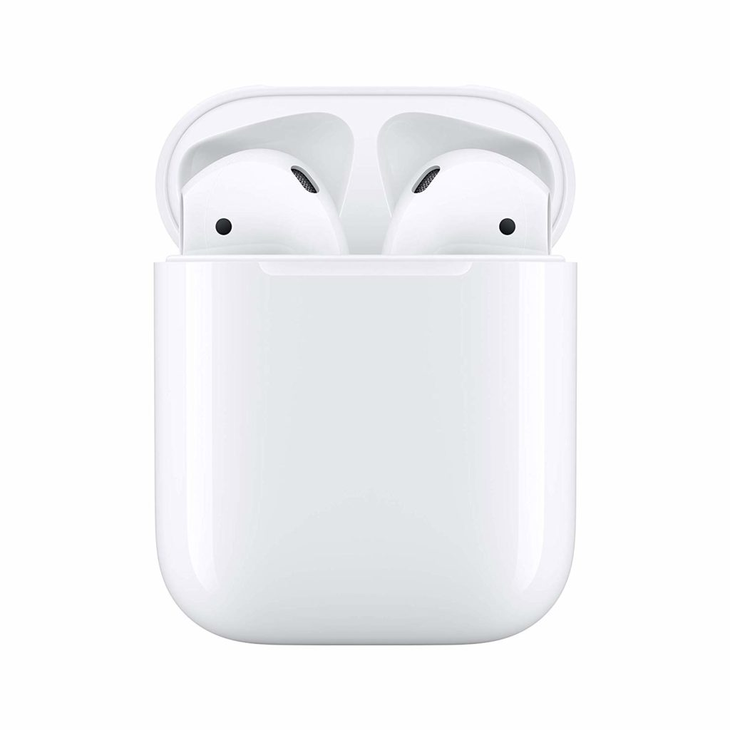 apple airpods is the best wireless earbuds with long battery life