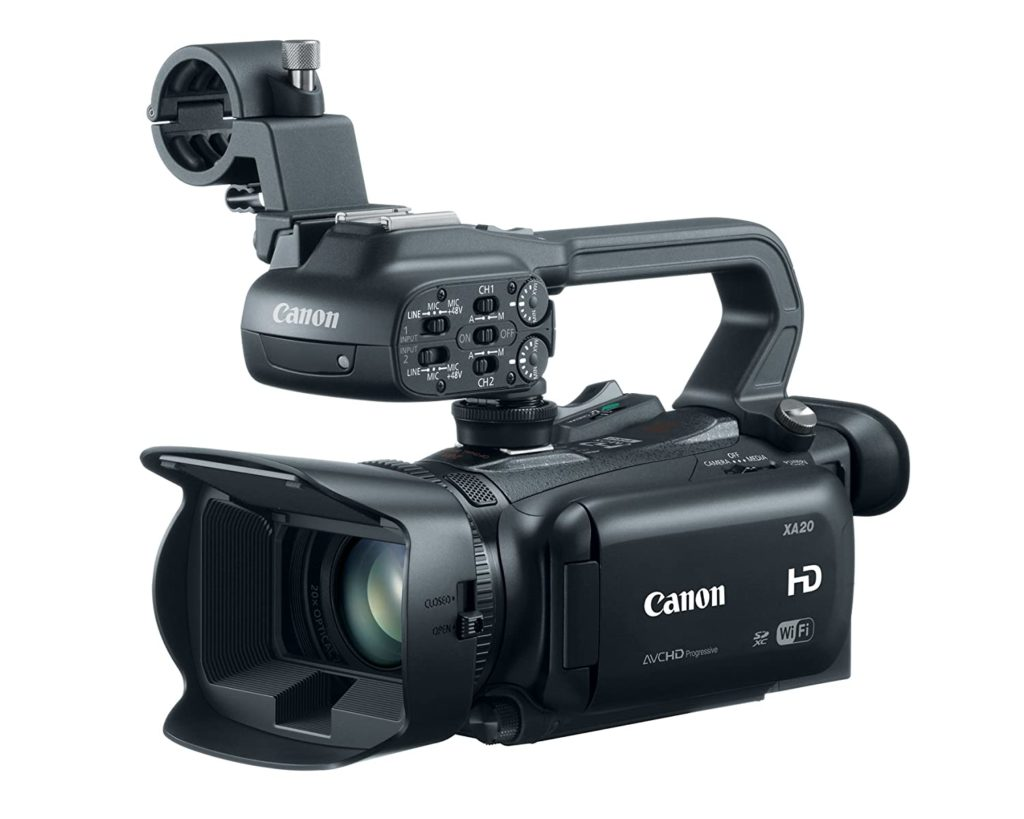 best video cameras for filming sports