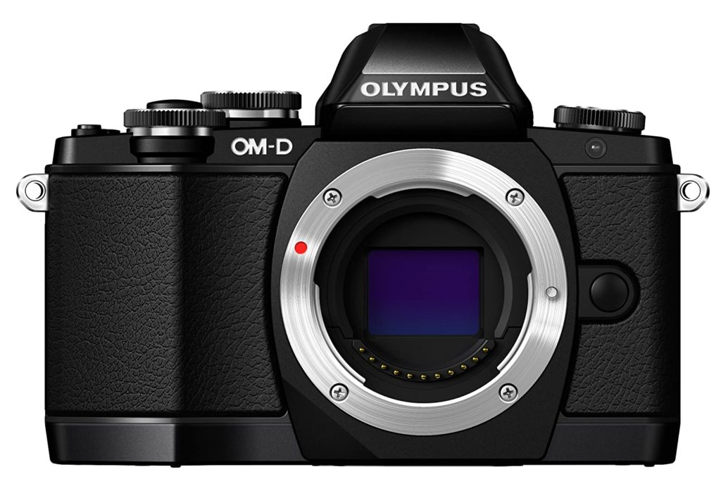 Olympus OM-D E-M10 is the best video cameras for filming sports