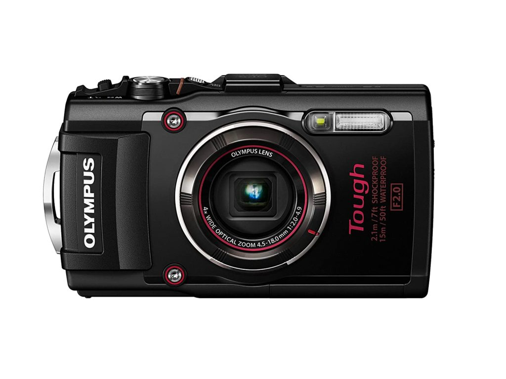 Olympus TG-4 ( Best Video Cameras for Filming Sports )