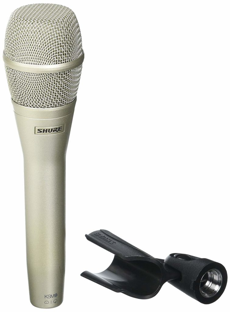 best vocal microphone for live performance