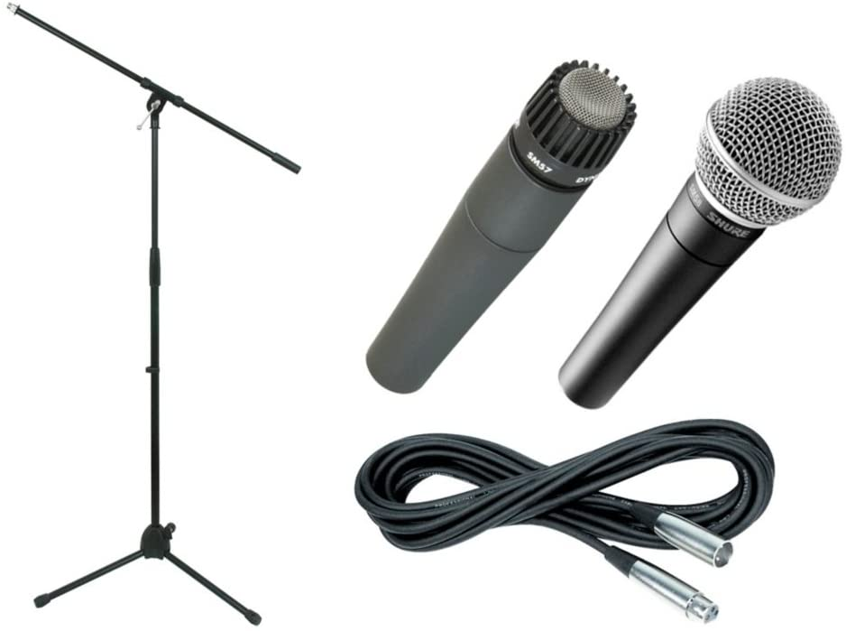 best cheap microphone for recording 2021