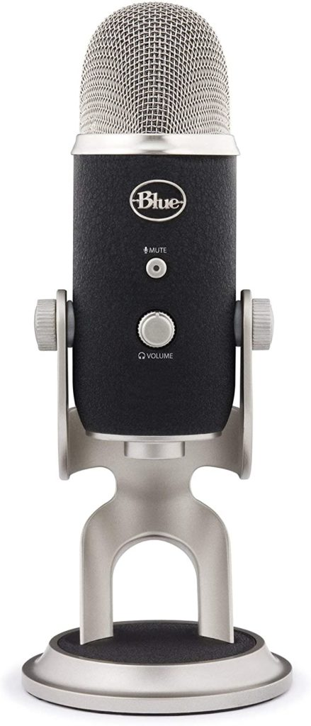best USB microphone for voice acting