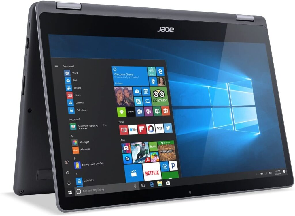 Acer Aspire R15 Convertible