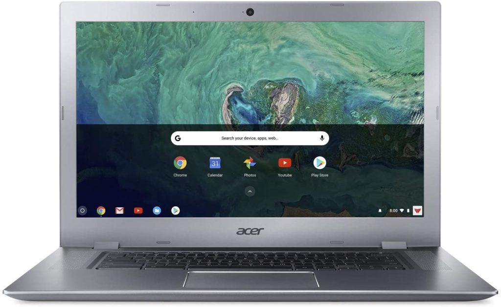 The Acer Chromebook 15