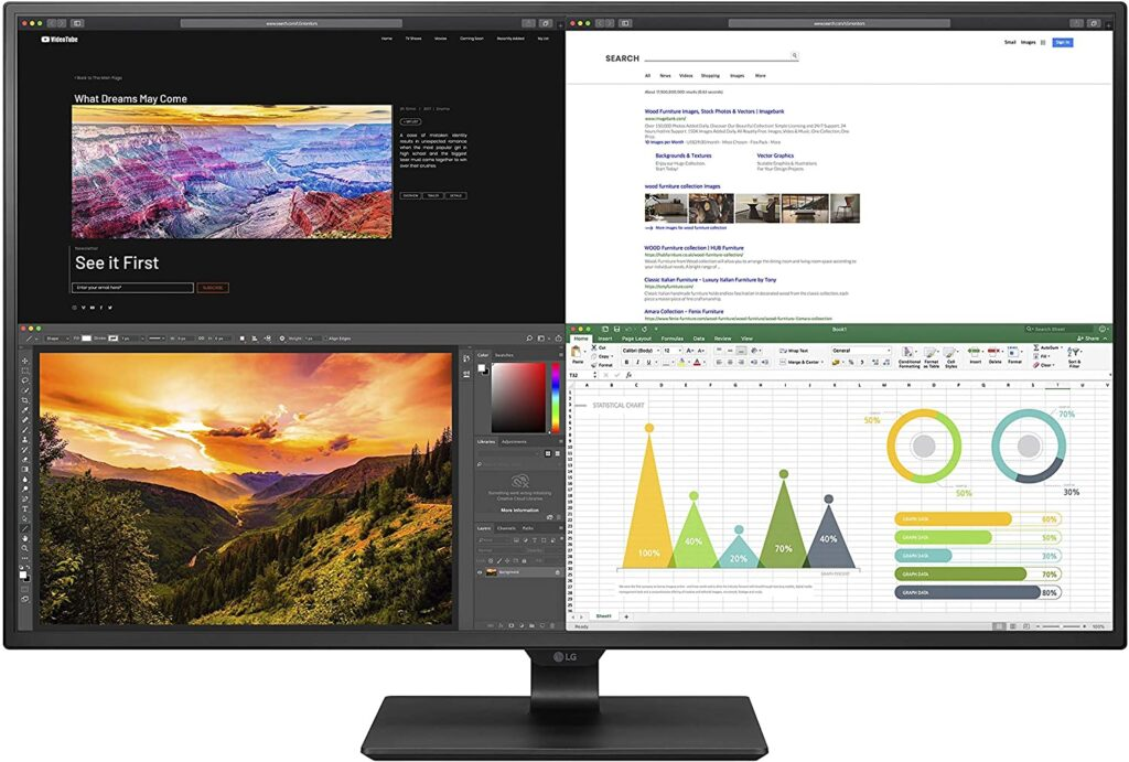 best monitors for stock trading