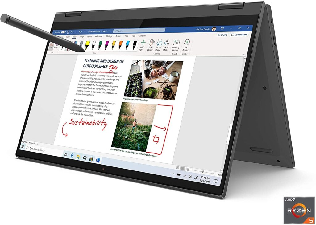 "Lenovo IdeaPad Flex 5 14"" Laptop"