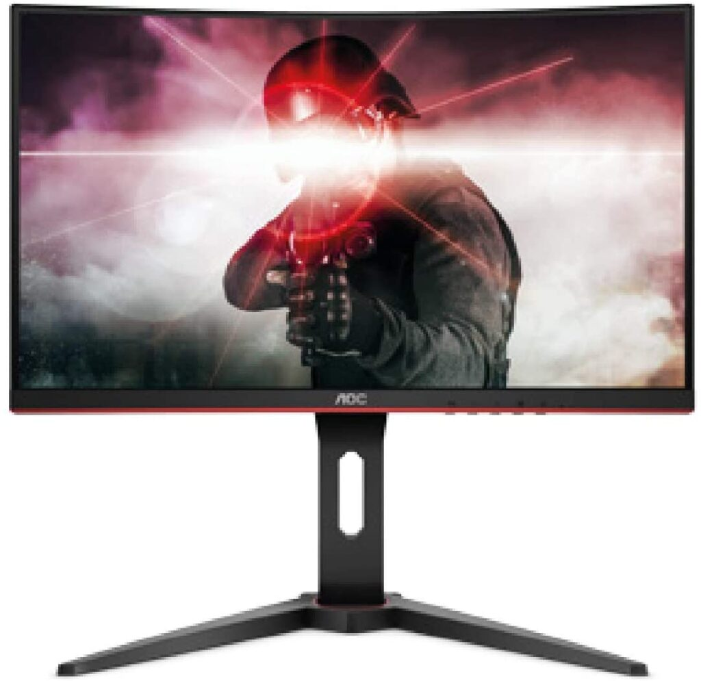 best monitor for sim racing