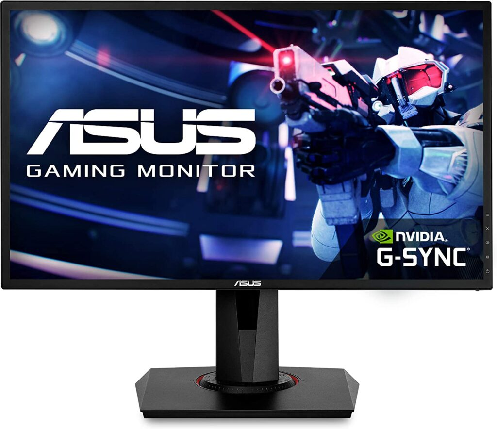 best tv for fighting games
