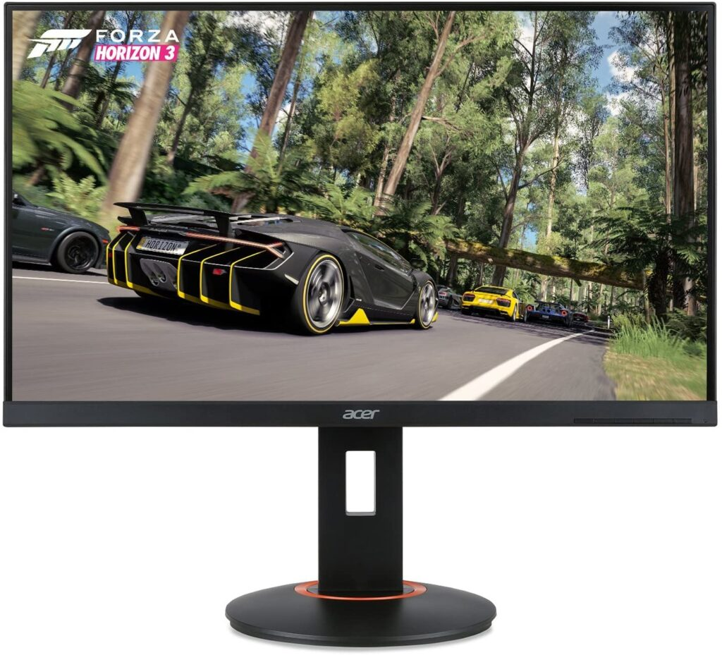best monitors for fighting games