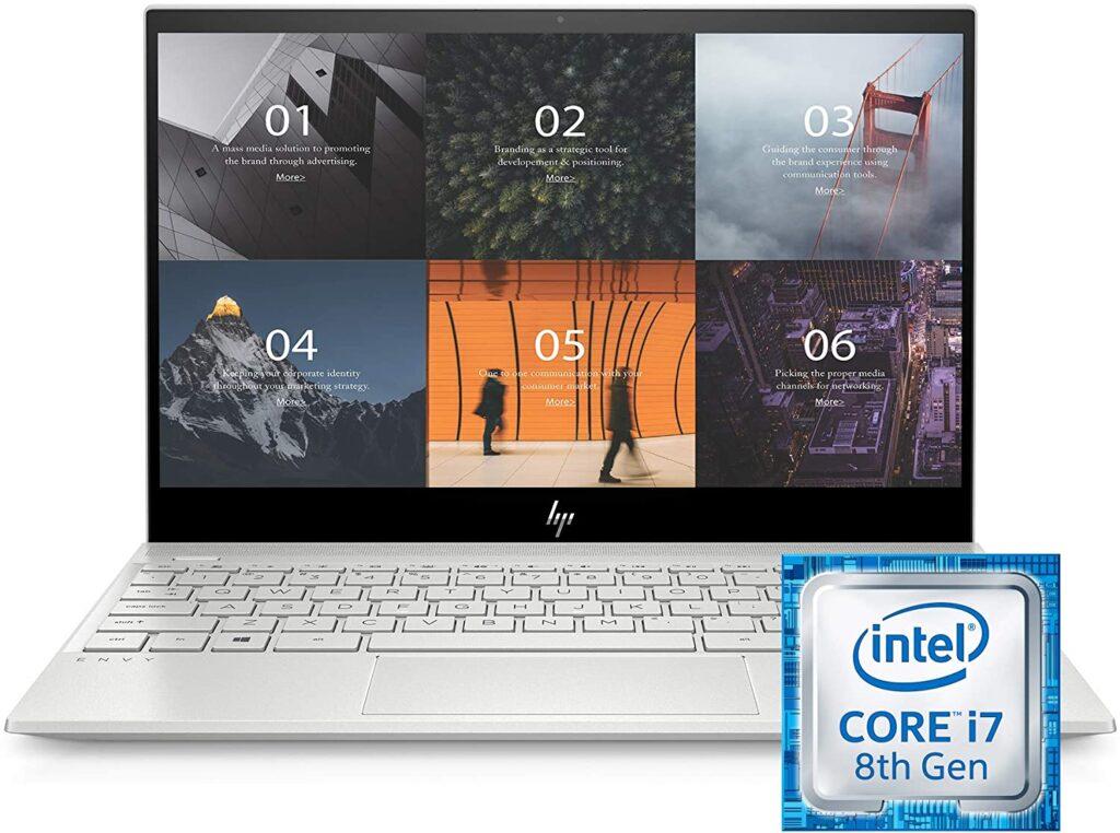 HP EVNY 13.3-inch Laptop