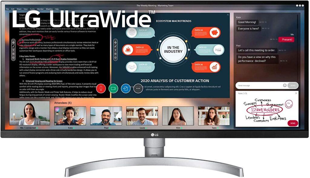 Best Monitors For Web Design